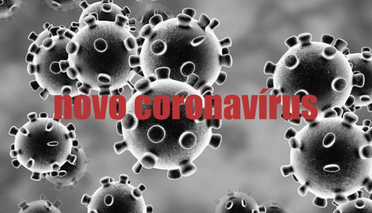 Novo coronavírus EE