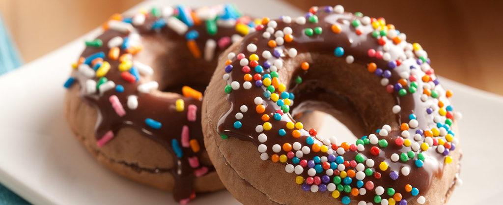 Comida com D - Donuts
