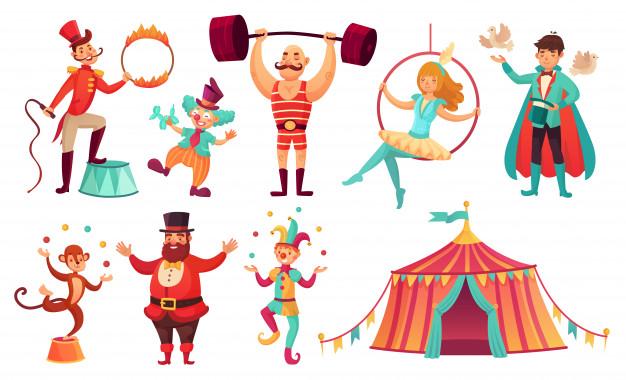 Plano de Aula de Educação Física - Dia do Circo