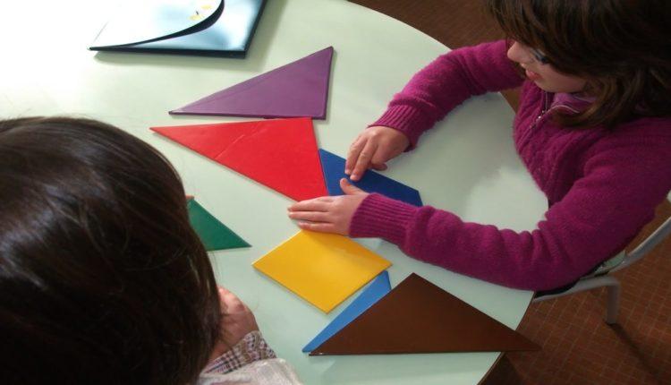 Plano de aula - formas geométricas na educação infantil