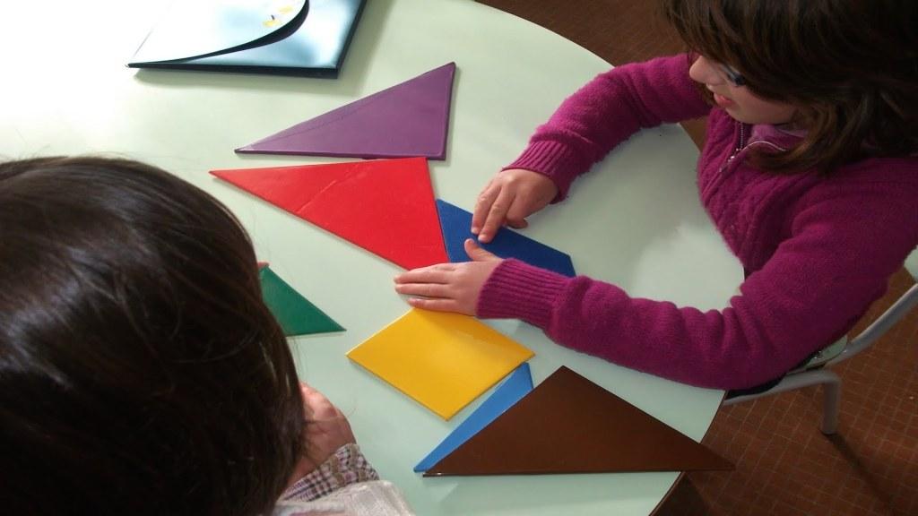 Plano de aula – formas geométricas na educação infantil