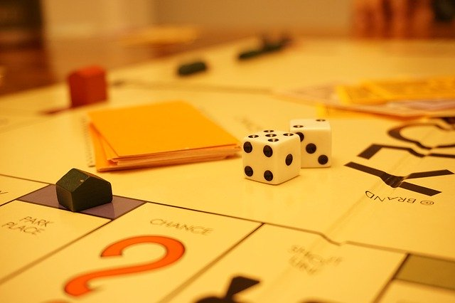 Jogos para a família: Jogos de tabuleiro