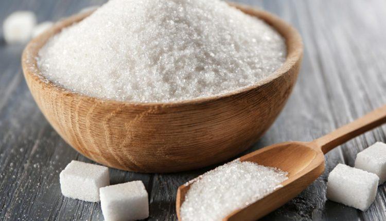Glicose - componente principal do açúcar
