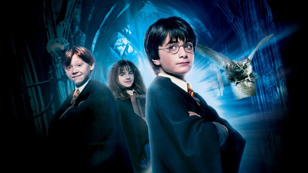 2001 – Harry Potter e a Pedra Filosofal