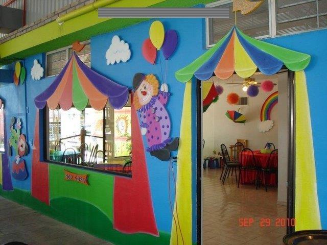 Painel Dia do Circo