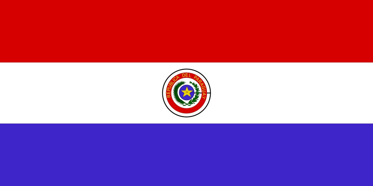 A Primeira Bandeira Do Brasil Republica bandeira do paraguai - cores, emblema, significado e
