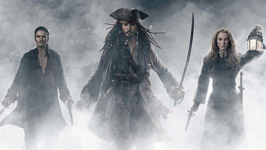2007 – Piratas do Caribe: No Fim do Mundo