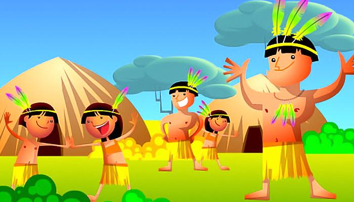 Plano de aula Dia do Índio