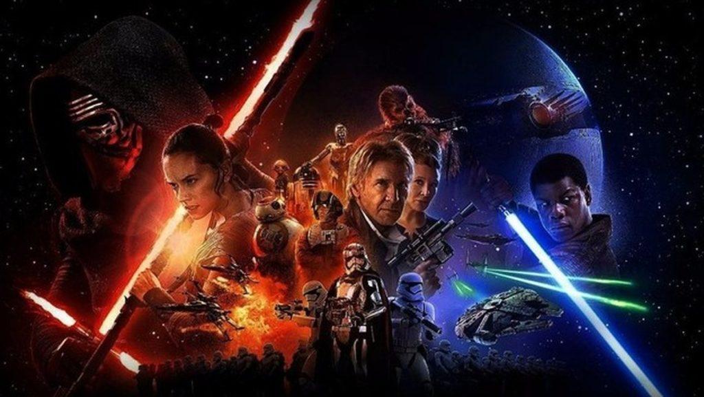 2015 – Star Wars: O Despertar da Força