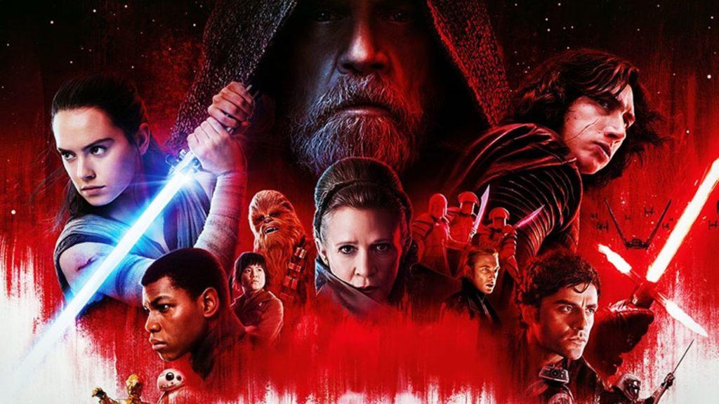 2017 – Star Wars: Os Últimos Jedi