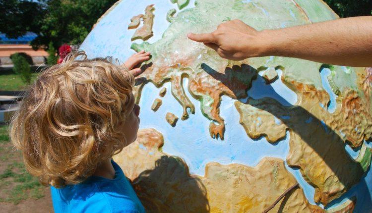 Modelos de plano de aula de Geografia para Educação Infantil e Ensino Fundamental