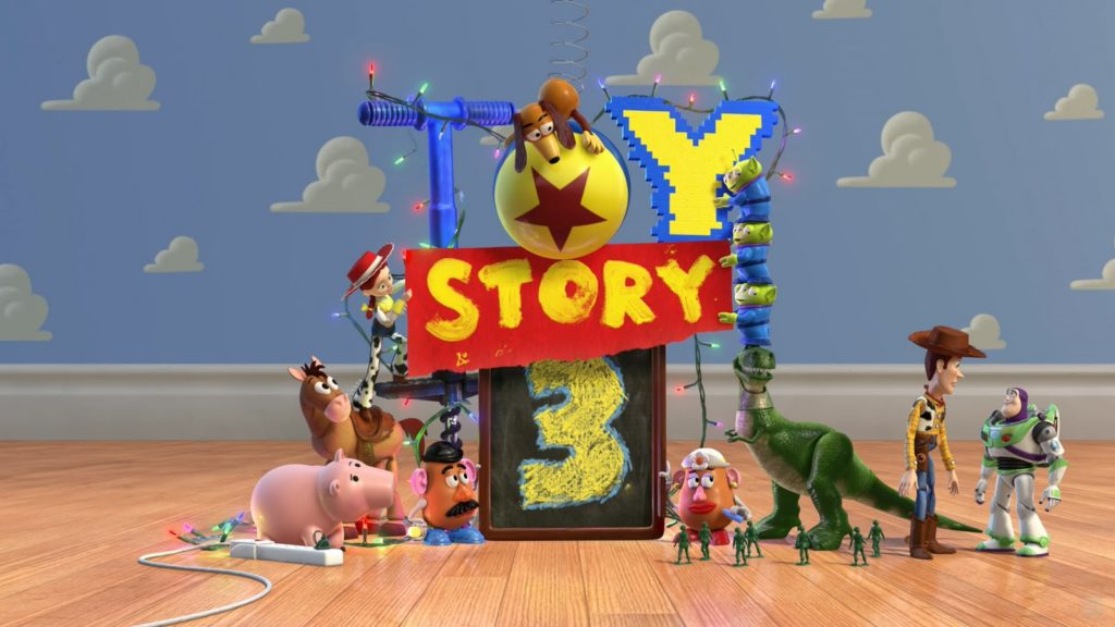 2010 – Toy Story 3