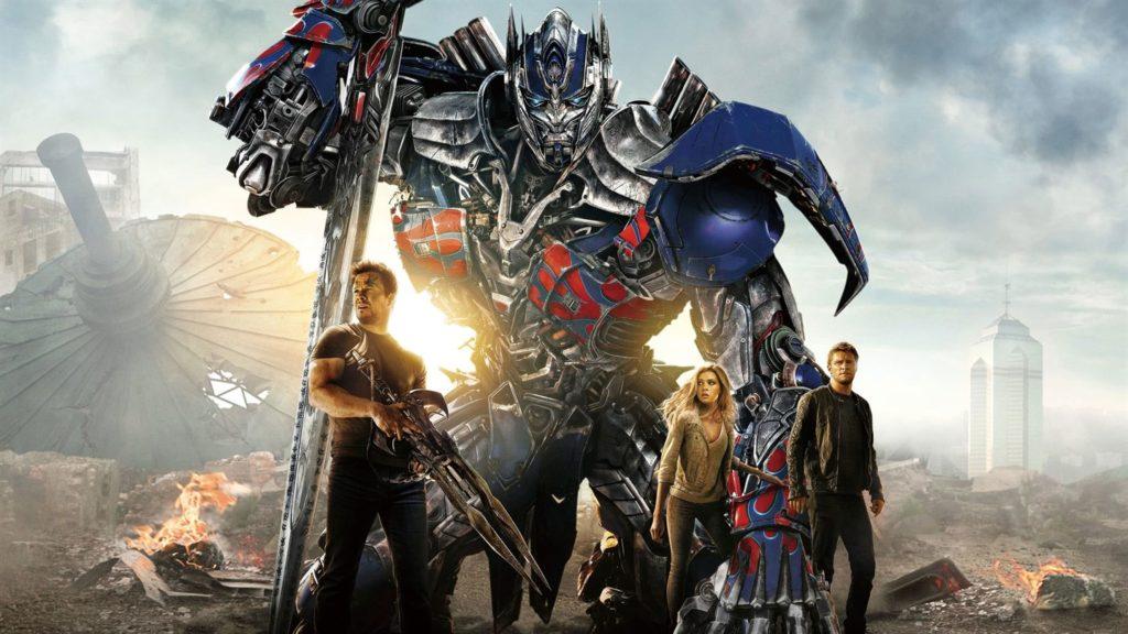 2014 – Transformers: Era da Extinção