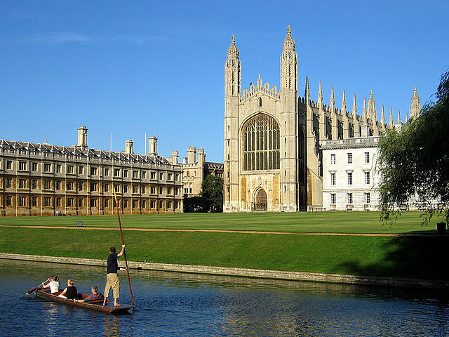 Universidade Cambridge - Cursos Online