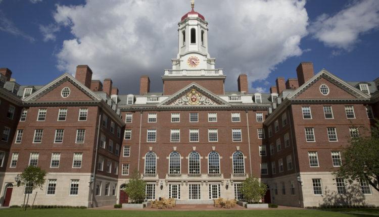 Melhores universidade do mundo - Harvard University