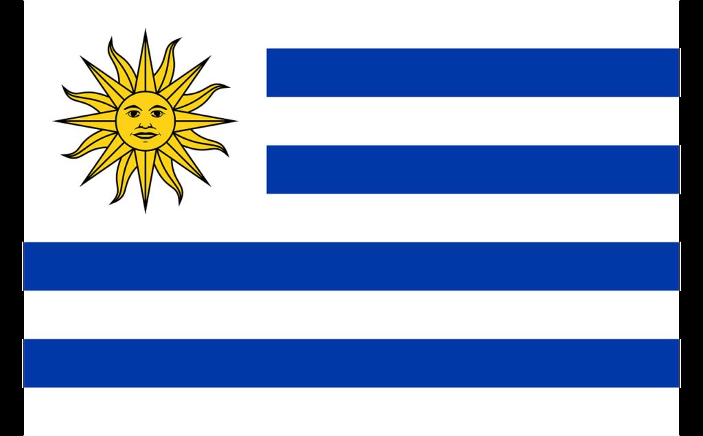 Bandeira do Uruguai - Representação e significado