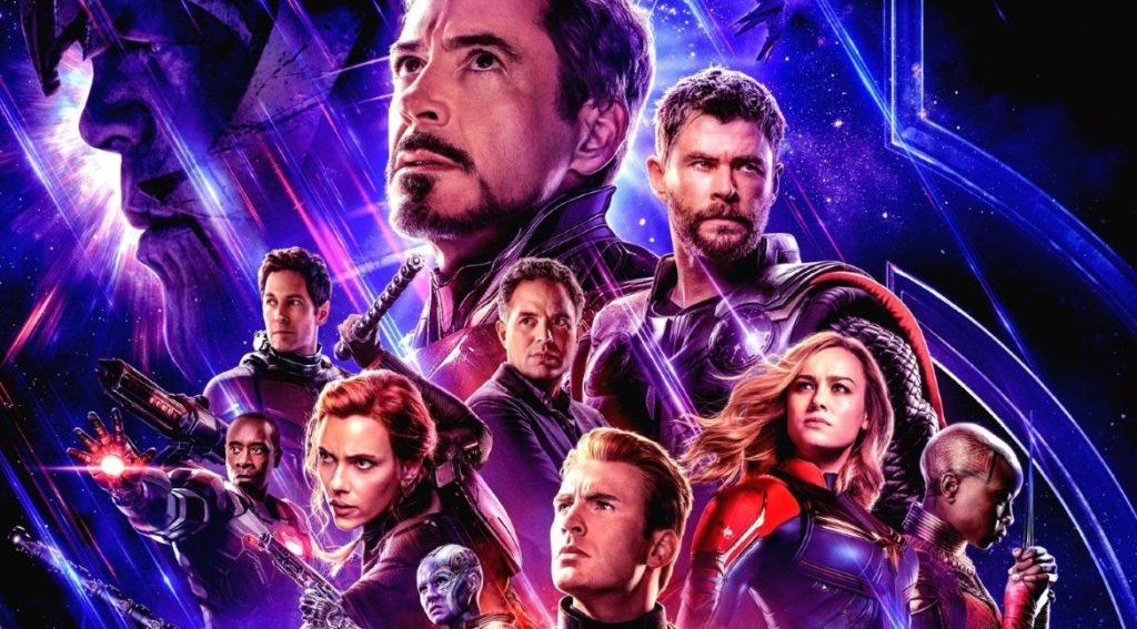 2019 – Vingadores: Ultimato
