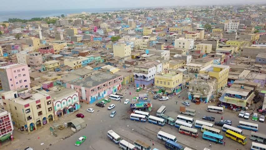 Djibouti City, capital de Djibouti