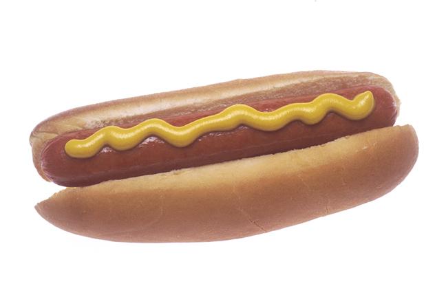 Comida com H - Hot dog