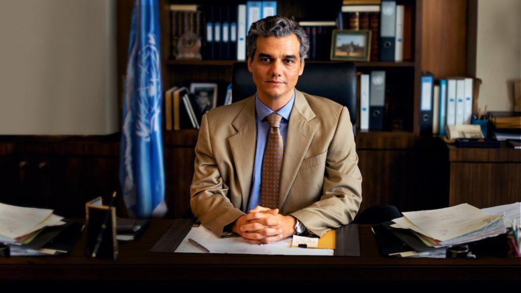 Sergio (2020), Greg Barker