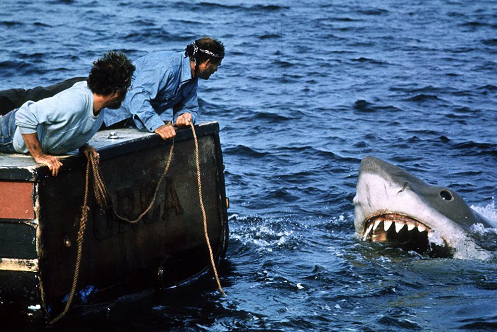 Tubarão (1975), Steven Spielberg