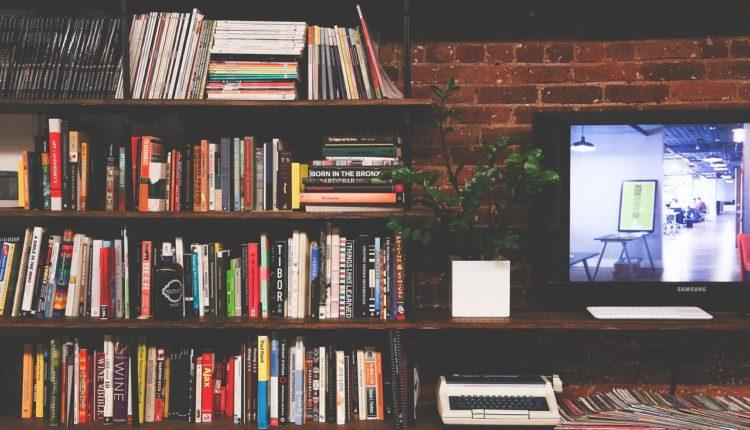 Ambiente de estudos em casa