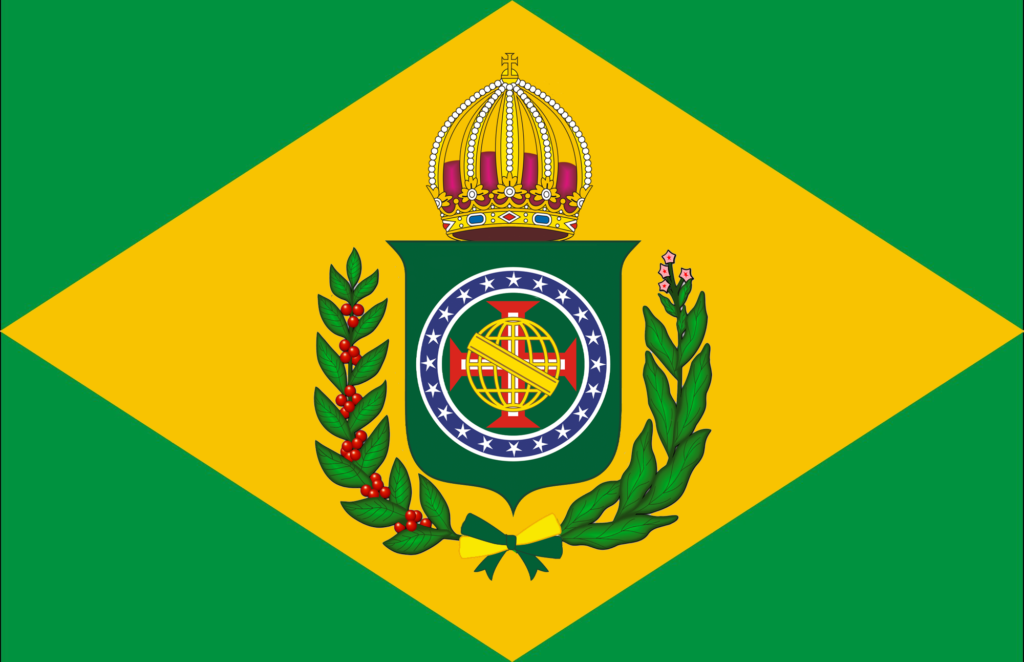 Bandeira do Brasil Império