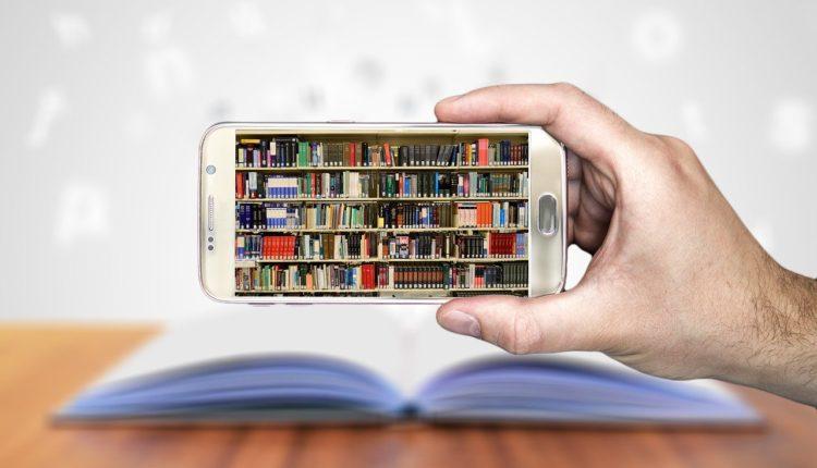 Bibliotecas com livros gratuitos