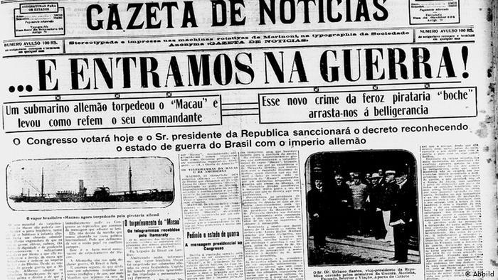 Brasil na Primeira Guerra Mundial
