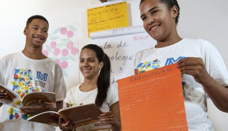 Fundação Roberto Marinho oferece aulas grátis