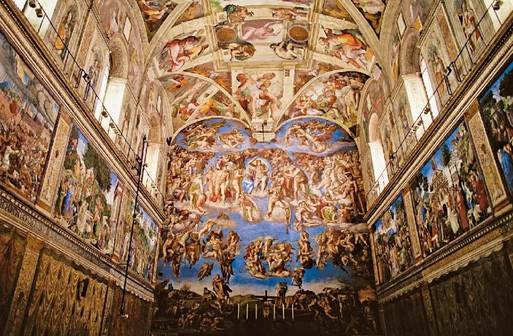 Capela Sistina (Vaticano)