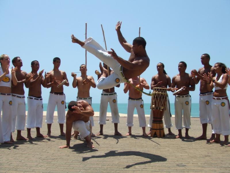 Capoeira no Nordeste