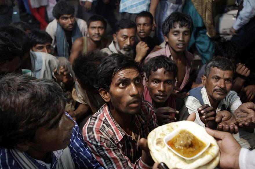 O terror da fome