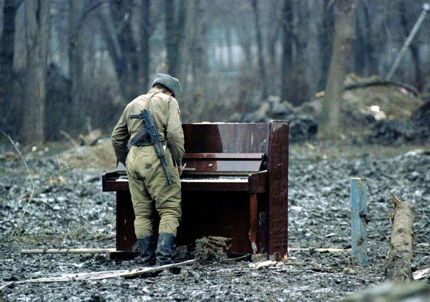 Música na Guerra