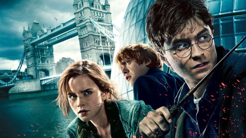 Série de filmes Harry Potter