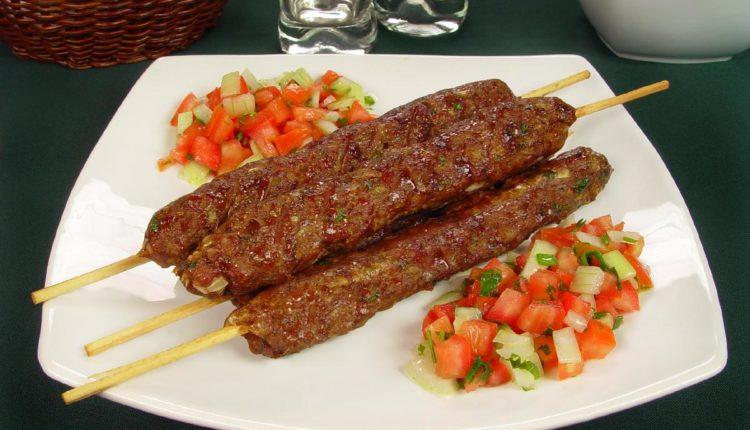 Comida com K - Kafta