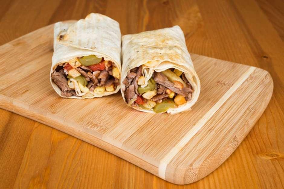 Comida com K - Kebab
