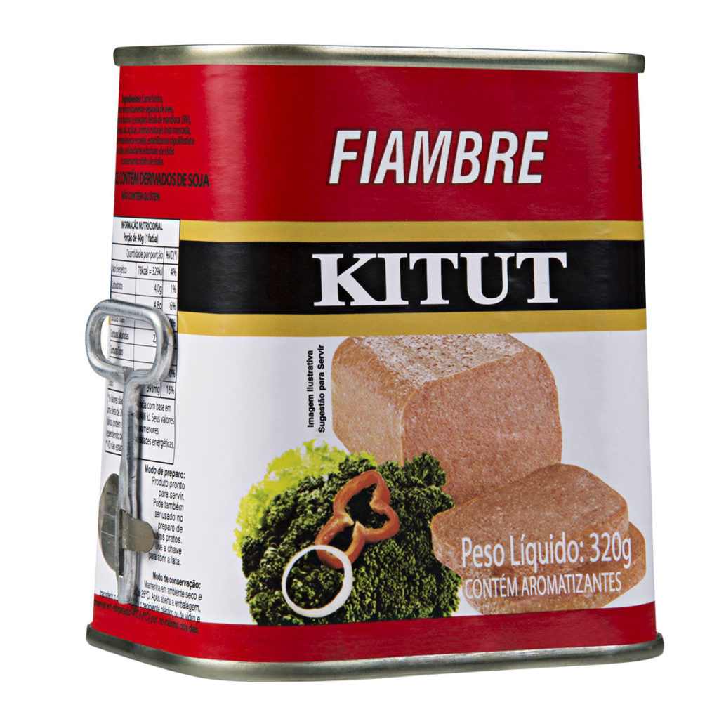 Comida com K - Kitut