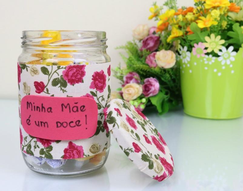 Lembrança Dia das Mães