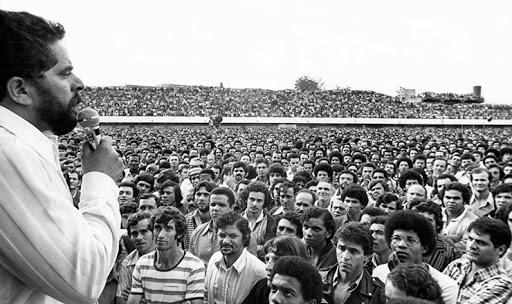 Lula e os movimentos sindicais