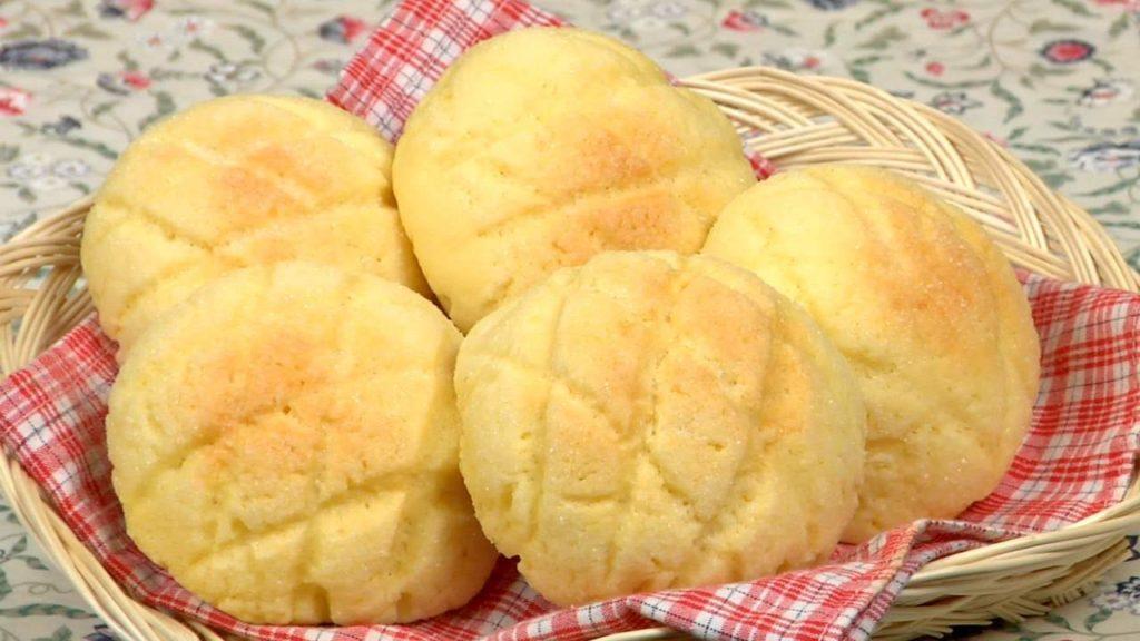 Comida com M - Meron-pan