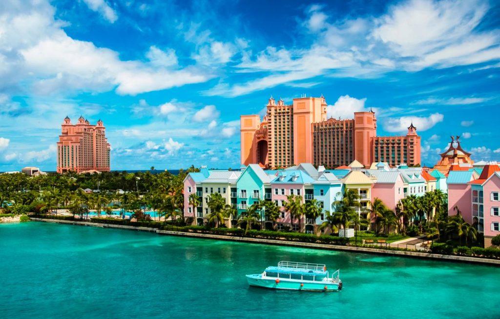 Nassau, capital de Bahamas