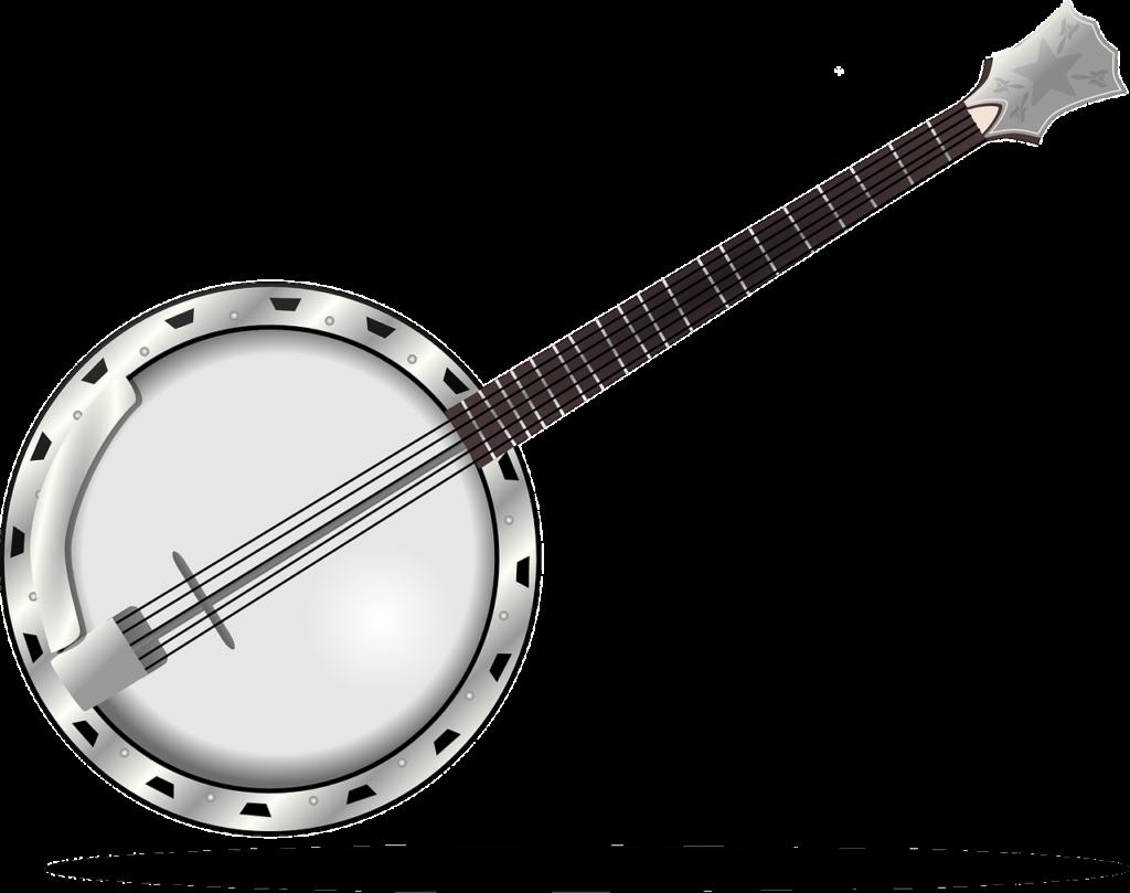 Objetos com B - Banjo