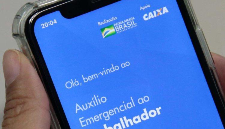Auxílio emergencial e Poupança Digital Caixa