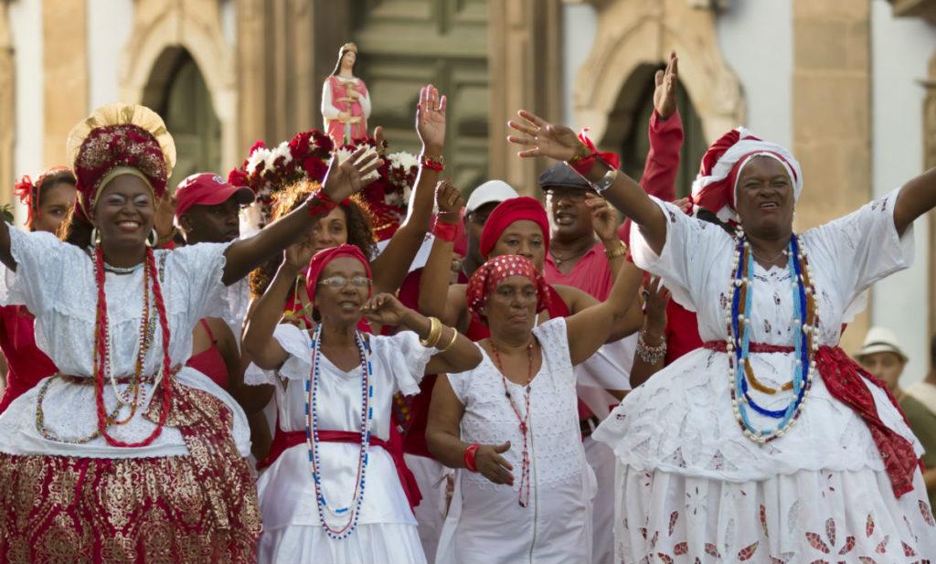 Religiões afro-brasileiras no Nordeste