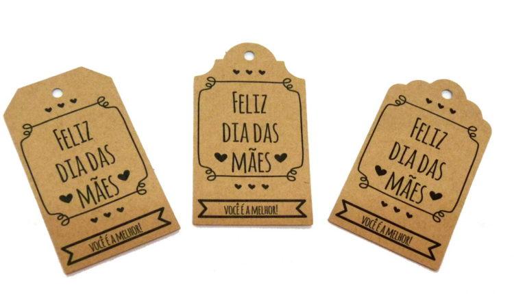 Tag Dia das Mães para imprimir
