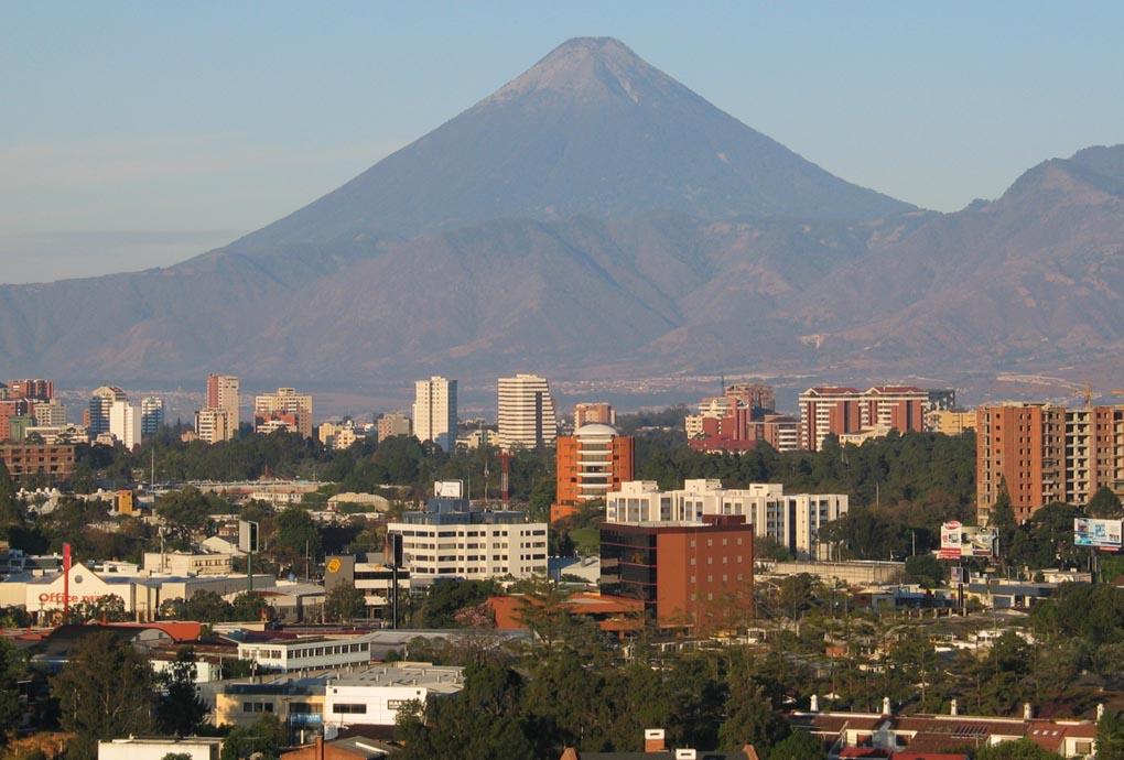 Cidade de Guatemala