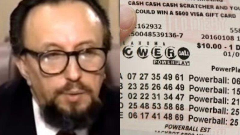 Stefan Mandel, maior ganhador de loterias do mundo