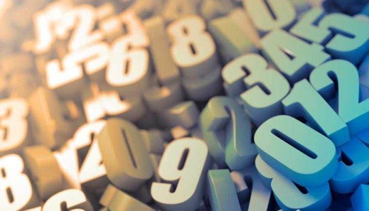 Adição e subtração de números negativos na reta numérica