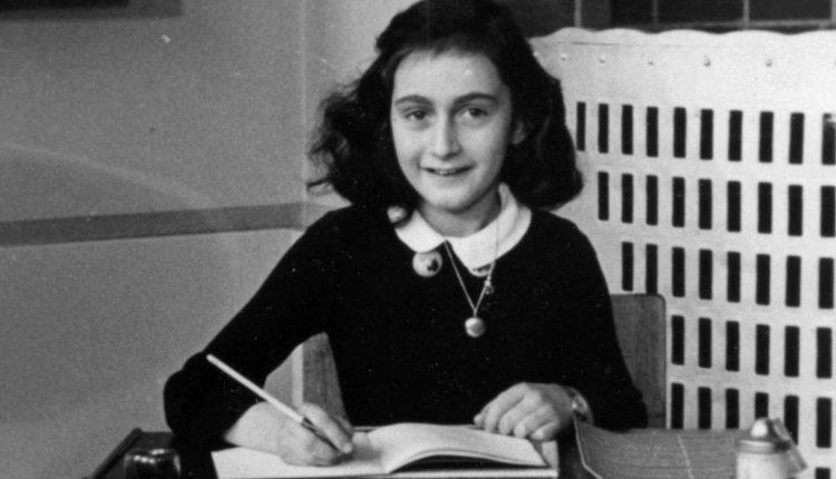 Quem foi Anne Frank